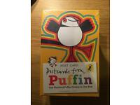 Postcards from Puffin - brand new and sealed