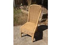 Garden Wicker Chair