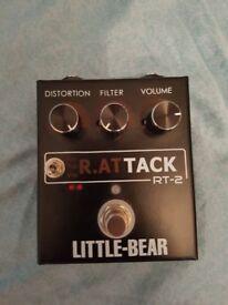 RAT Clone (Little bear rt2) mods