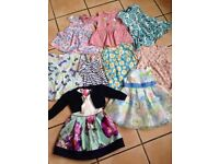 Summer dresses bundle age 2