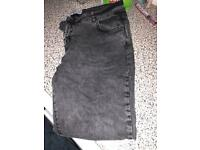 Women's size 16 high waisted jeans