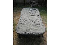 carp fishing bedchair nash frostbite sub zero wide boy sleeping bag