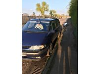 Renault espace the race edition 2.2 diesel low mileage 7 seater