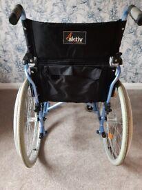Aktiv wheelchair