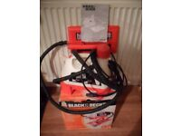 Black and Decker wallpaper stripper steamer with box & instructions