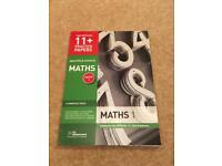 GL assessment 11+ Practice papers - Multiple-choice Maths