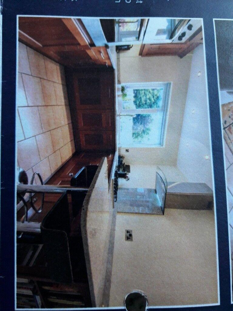Granite Kitchen Worktops Kashmir White | in Marton-in-Cleveland ...