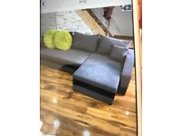 Brand new Corner sofa bed can deliver