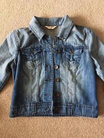 Ladies Dorothy Perkins denim jacket (12)