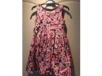 Summer dress, age 7