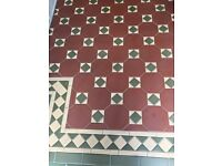 Original Style Victorian tiles, remainders from our job, various colours and sizes, see photos