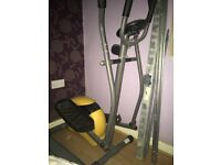 Crosstrainer for sale *needs to go asap* NOW SOLD!