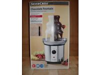 Chocolate Fountain by Silvercrest.