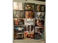 Dvds for sale 1st 3 pictures £1 each