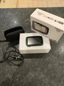 TomTom Go 400, with box and car charger