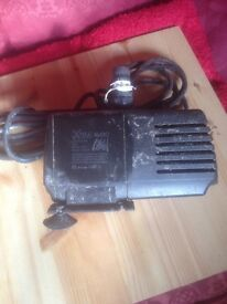 POND PUMP LIBEL Xtra 1600