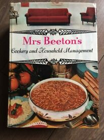 Mrs Beeton's Cookery and Household Management - 6th Impression 1965