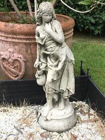 Garden statuette