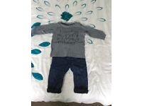 Baby boy's outfit