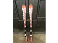 Atomic Race GS carving skis 154 cm with Atomic XTO 12 binding