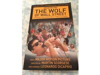 Wolf on Wall Street book