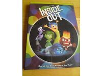 INSIDE OUT DVD BRAND NEW & SEALED