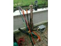Garden equipment FREE