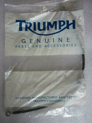GENUINE TRIUMPH 900 SPEED TRIPLE BRAKE HOSE   NEW OLD STOCK
