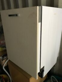 CDA WC142 Integrated Integral Dishwasher - 60cm wide - Brand New Never Installed