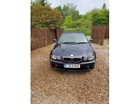Bmw 318 convertible cheep to clear sold as trade roof only works manualy oil leak engine light on