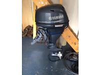 Yamaha outboard 25hp