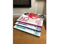 3 x Lean in 15 cookbooks