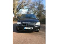 CHRYSLER Grand Voyager Stow and Go only one previous owner 60000 miles