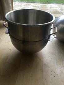 Hobart dough mixer 30 quart bowl