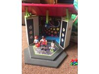 Playmobil holiday camp disco/stage
