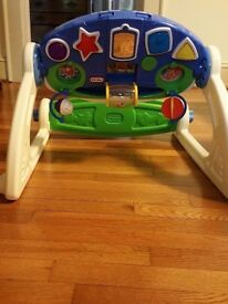 Little Tikes 5 in 1 Musical Activity Gym