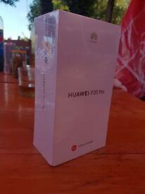 Huawey P20 Pro Triple camera Black unlocked Brand new sealed