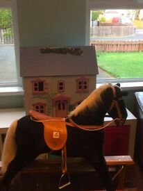 Great Condition Quality 'Mamas and Papas' Rocking Horse. Ages 2 - 10 years. £70