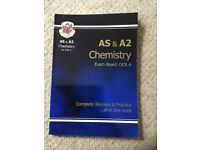 AS & A Level Chemistry OCR A Complete Revision & Practice Book