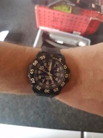Luminox 3954 scott cassell box set