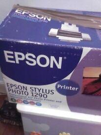 Epson Stylus Photo 1290 A3 Colour Ink Jet Printer