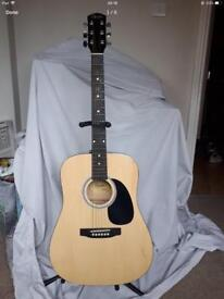 Squire fender acoustic guitar 🎸 good condition