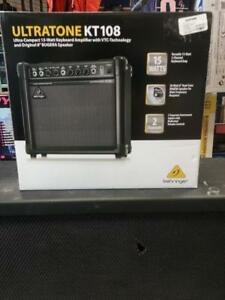 Behringer KT 108 Keyboard amp.(41914) We sell used Amps and audio equipment.