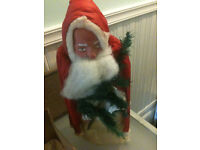 Vintage early 20th century father christmas