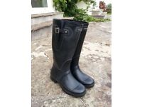 Cotswold gusseted wellington boots. Mens size 10