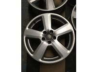 """18"""" Audi A4 Alloys S-Line RS4 RS6"""