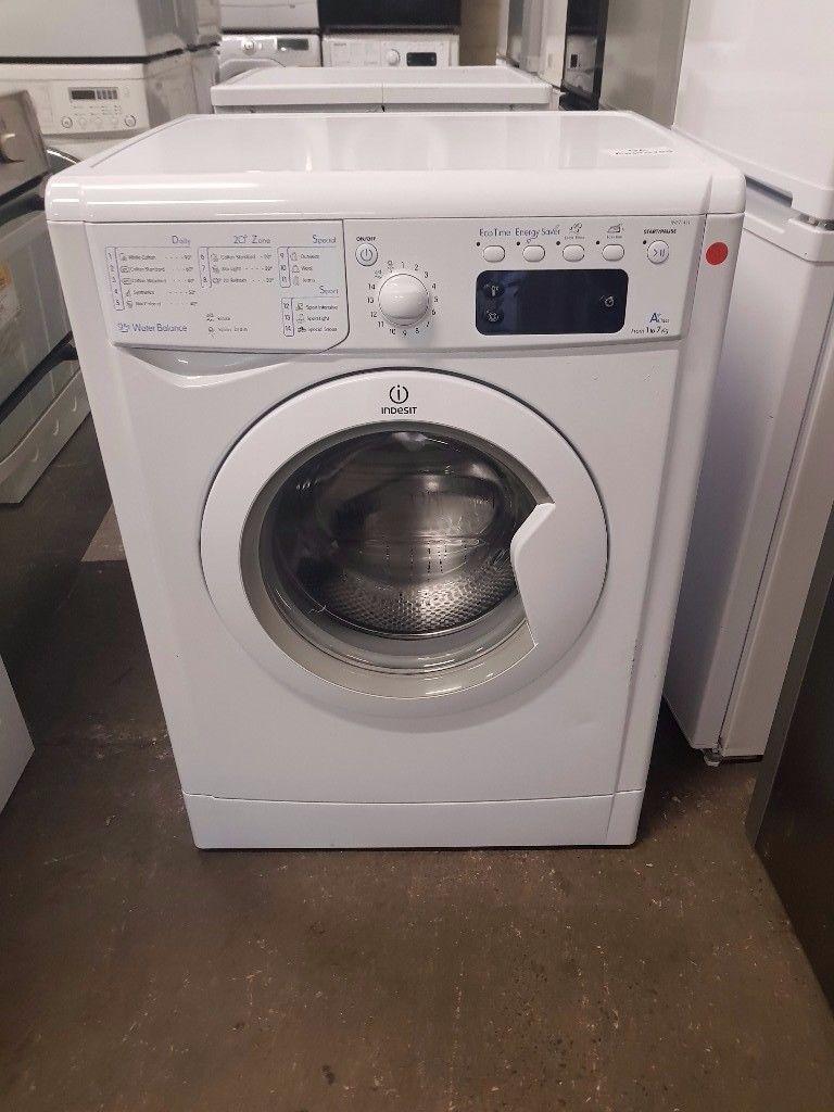 Indesit Washing Machine (7kg) (6 Month Warranty)