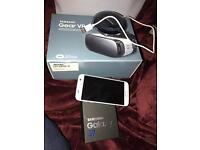 Samsung S7 Classic VR set!