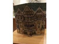 Empty Liberty & Charlotte Tilbury Advent Calendars