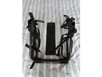 Car Bike Rack for Two Bikes Adjustable to Fit Most Cars